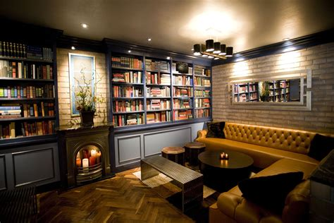 Home Lighting Design Book by Creating A Home Library In Any Space