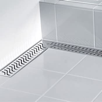Shower Channel Drain by Vida Bath