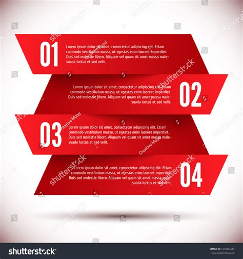 banner design template stock vector 129803447 shutterstock