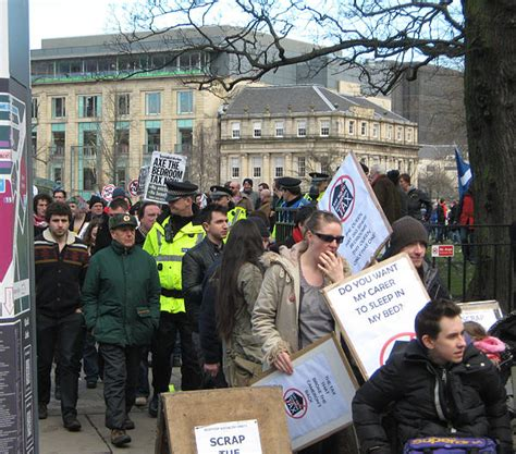 Bedroom Tax Wiki Thousands Take To Streets Protesting Ratbag S Bedroom Tax