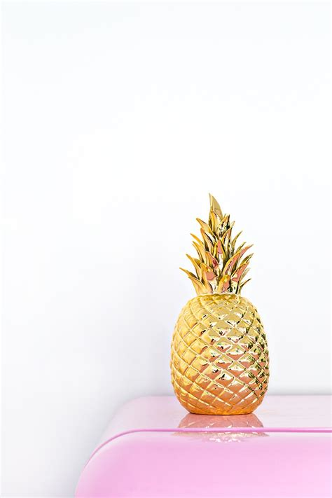 pineapple home decor marceladick