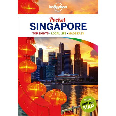 Lonely Planet Pocket Singapore Travel Guide Big W