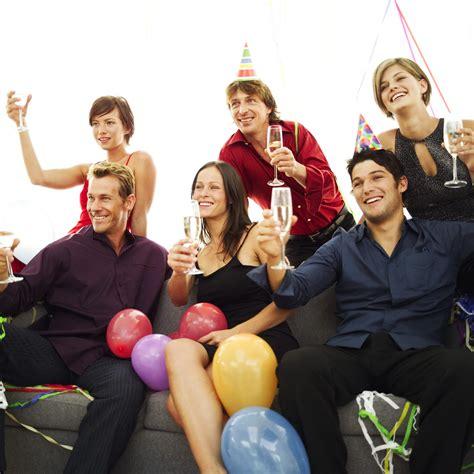 hosting party appreciation party