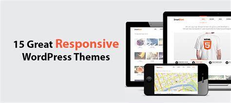 15 Great Free Premium Responsive Wordpress Themes 2012 15 New Free Premium Responsive