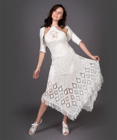 vestidos de tejido vestidos tejido a crochet imagui car interior design