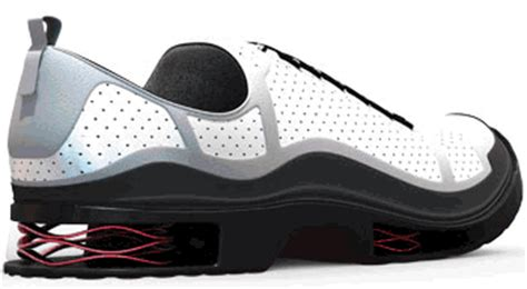 most shock absorbing running shoes smalley applications athletic shoes and wave springs