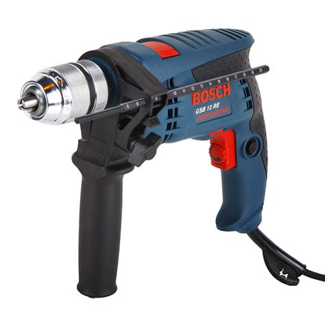 Bor Bosch Gsb 13 Professional bosch gsb 13 re single speed 600w impact percussion drill