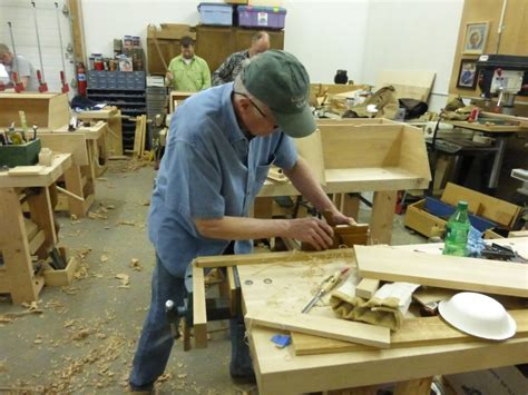 woodworkers union saw sharpening class alaska creative woodworkers association
