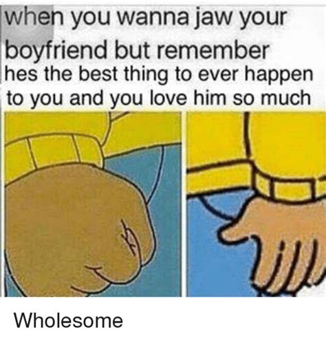 Best Boyfriend Meme - funny wholesome memes of 2017 on sizzle alive