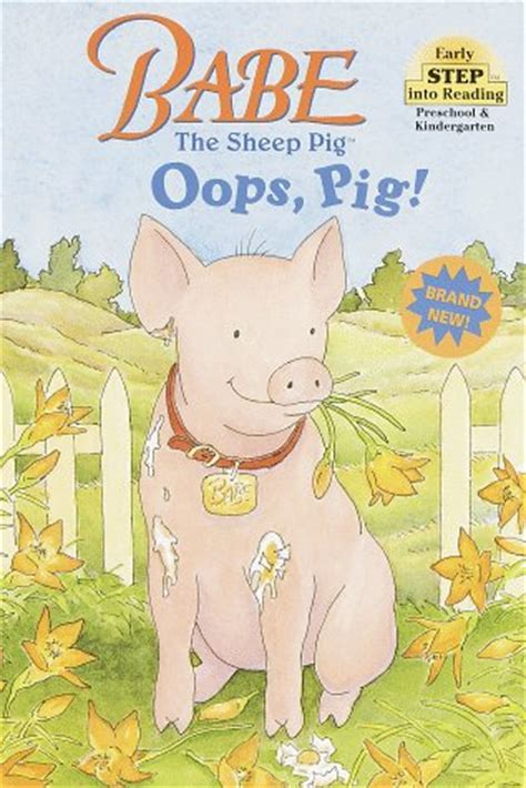 the sheep pig the sheep pig oops pig by shana corey reviews discussion bookclubs lists