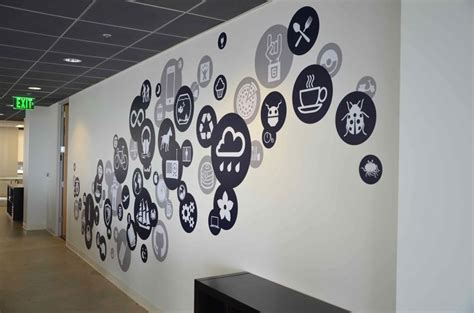 professional office wall decor ideas best 25 office wall graphics ideas on pinterest office