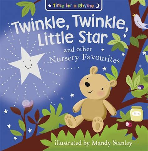 Twinkle Twinkle And Other Bedtime Rhymes time for a rhyme twinkle twinkle and other