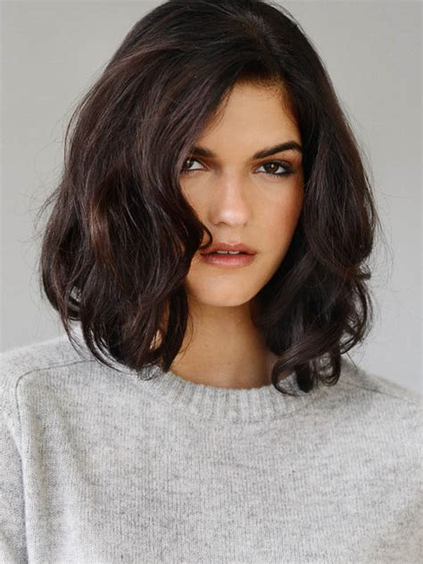 cool bob  lob haircuts hairstyles  trend spotter
