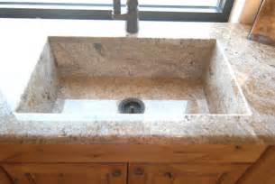 Kitchen Sinks With Granite Countertops Granite Kitchen Sink Roselawnlutheran