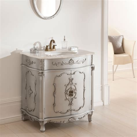 antique french vanity unit   wonderful addition