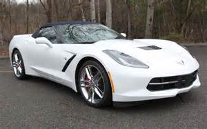 2016 white stingray convertible new england corvette