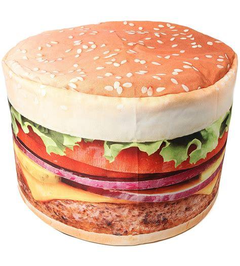 hamburger bean bag hamburger beanbag 171 for gifts for gifts