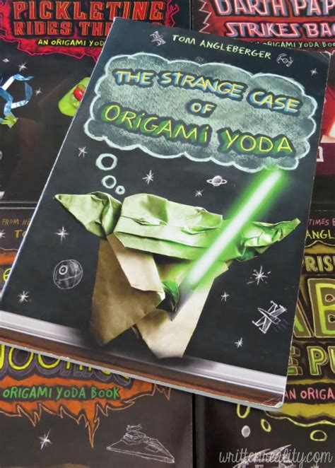 Tom Angleberger Origami Yoda Series - origami yoda series tom angleberger with