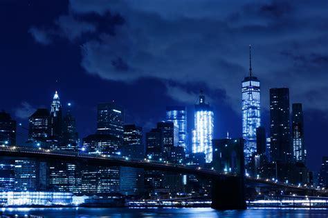 new york new york skyline free stock photo domain