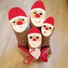 Weihnachtsmann Aus Baumstamm by Weihnachtsmann Baumstamm Nikolaus Aus Holz Deko In Baden