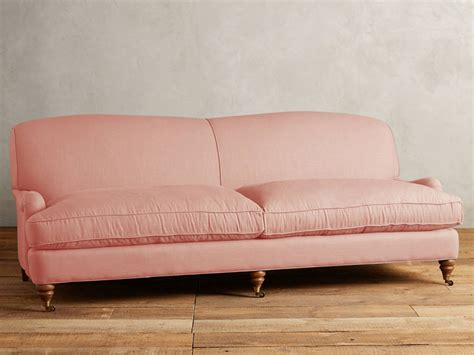 Pink Sectional by 10 Easy Pieces The Pink Sofa Remodelista