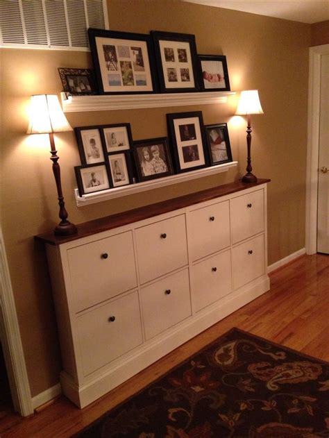 ikea hemnes hack 25 best ideas about shoe cabinet on pinterest entryway