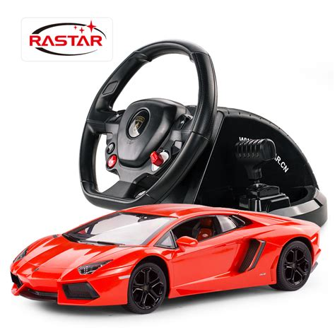 Rc Sport Car by Rastar 43000 Children Rc Sports Cars Model Steering Wheel
