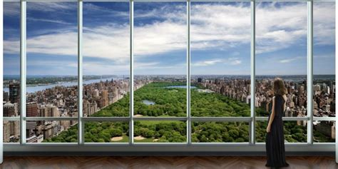 Central Appartments by 90m Penthouse On 57th St Breaks Record Ny Daily News