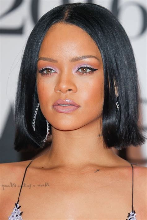 center part bob hairstyle learn from celebrities 15 trendy ways to wear center part