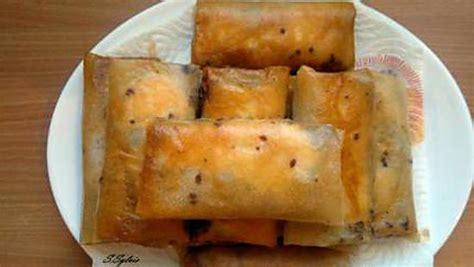 que cuisiner avec de la viande hach馥 recette de bricks 224 la viande hach 233 e
