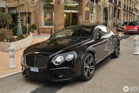 bentley continental 2016 bentley continental gt speed 2016 3 avril 2016 autogespot