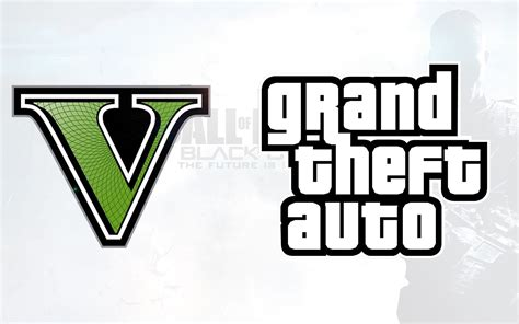 Gran Theft Auto 5 Logo by Black Ops 2 Gta V Logo Emblem Tutorial 40 Grand