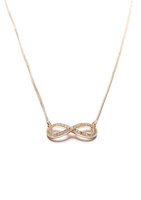 infinity pendant review delicate infinity pendant necklace in gold happiness