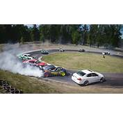 GoPro Twelve Car Tandem Drift  YouTube