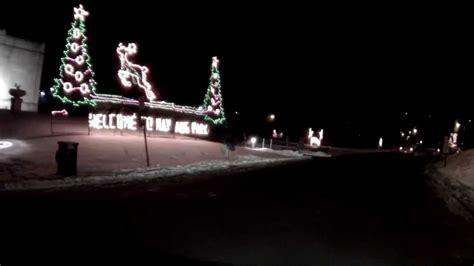 Nay Aug Park Christmas Lights Mouthtoears Com Nay Aug Park Lights