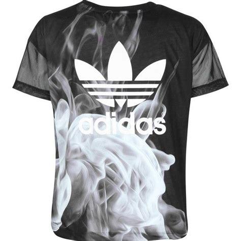 Tshirt Adidas Black B C adidas white smoke w t shirt black grey 43 liked on