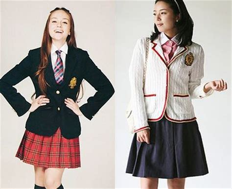 hairstyles for college uniform 25 best ideas about prep school uniform on pinterest