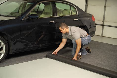 Drymate Max Garage Floor Mats From $129.99   Ships Free