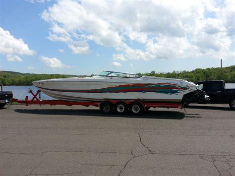twin engine baja boats for sale formula fastech 38 baja scarab twin 525hp boat