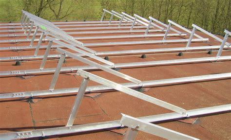 gestell bau f 252 r aufst 228 nderung der photovoltaik - Gestell Auf Dem Bau