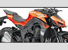 2017 Kawasaki Z1000 Coming To India Orange