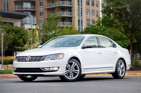2013 Volkswagen Passat Tdi Review by 2013 Volkswagen Passat Reviews And Rating Motor Trend