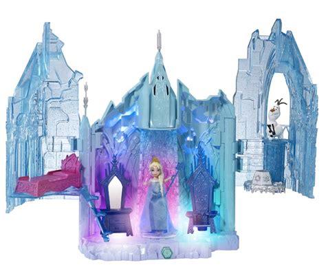 elsa house disney frozen castle ice palace playset toy doll elsa