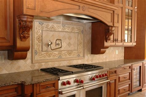 backsplash kitchen tiles the best backsplash ideas for black granite countertops