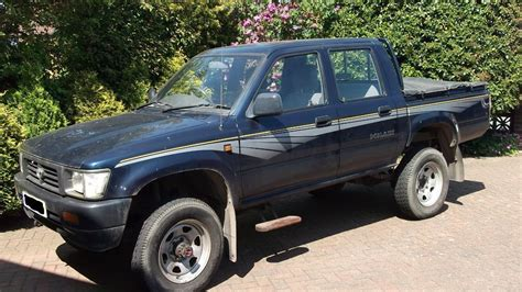 1996 Toyota 4x4 For Sale 1996 4x4 Toyota Hilux Cab With Tow