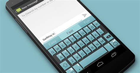 best keyboard android the five best android keyboards digital trends