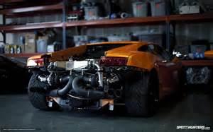 Lamborghini Motors Wallpaper Lamborghini Gallardo Engine