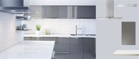 ikea kitchen cabinets in office kitchen cabinets abstrakt high gloss grey office