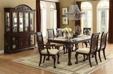 formal dining room set homelegance furniture store low pricing free