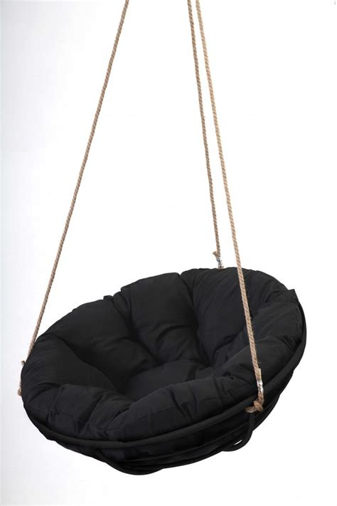 hanging chair swing best 25 outdoor swing chair ideas on outdoor